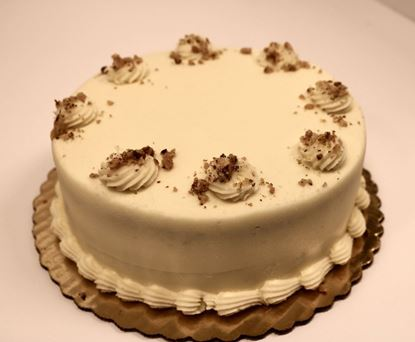 "Picture of 8"" Round Cake"
