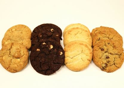 Picture of One Dozen Assorted Cookies
